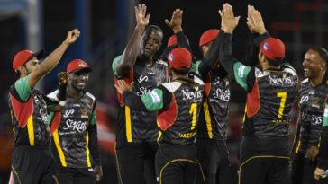 St Kitts & Nevis Patriots announced local players retention for CPL 2020