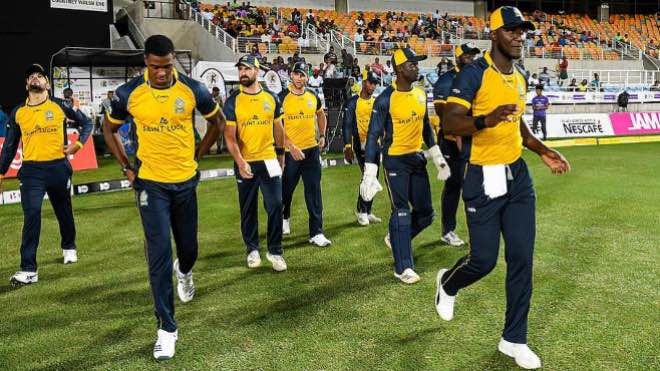St Lucia Zouks (SLZ) announced local players retention for CPL 2020