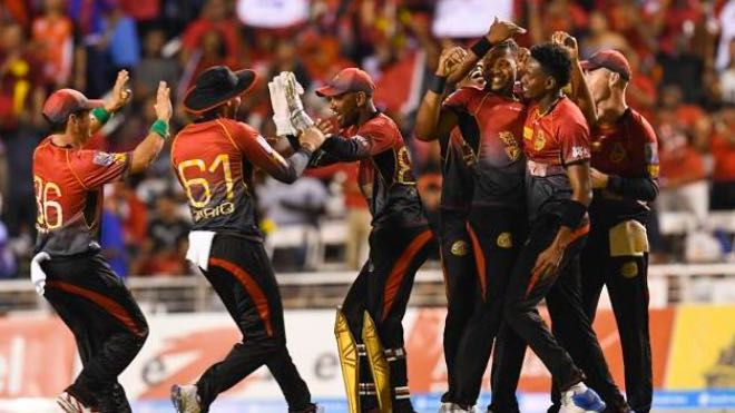 Trinbago Knight Riders announced local players retention for CPL 2020