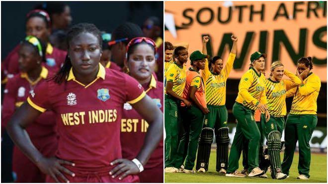 West Indies vs South Africa women's, men's A tours postponed