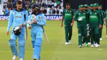 20-player squad to fly for England on Sunday: PCB