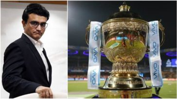 BCCI preparing for 'IPL 2020' this year in empty stadiums: Sourav Ganguly to states