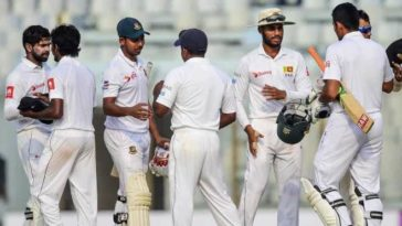 Bangladesh tour of Sri Lanka postponed