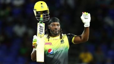 Chris Gayle pulls out of CPL 2020 citing personal reasons