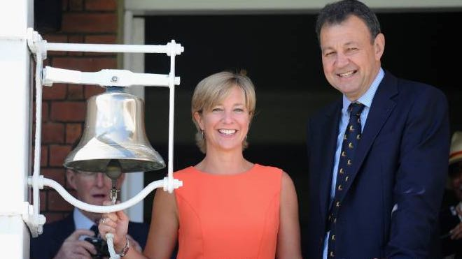 Clare Connor set to become first female MCC president in 233 years