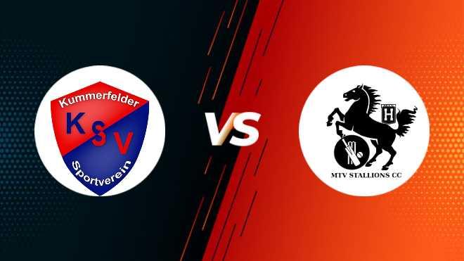 Final KSV vs MTV Dream11 Team Prediction: ECN Hannover Hitout T10 League 2020