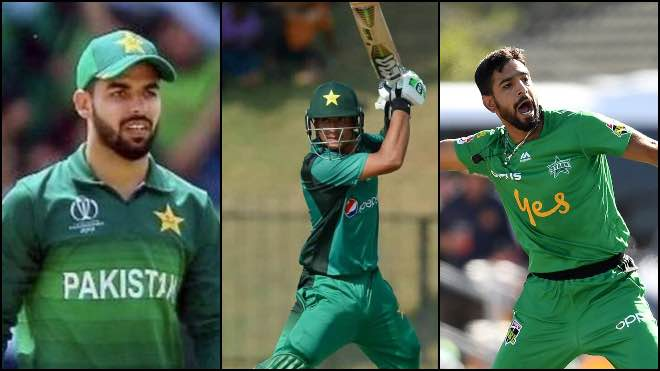 Haider Ali, Haris Rauf and Shadab Khan test positive for Cornavirus: PCB