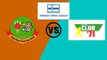 Match 1 BTC vs CLU Dream11 Team Prediction, Playing XI: Finnish Ten10 League 2020