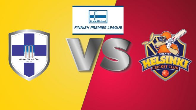 Match 10 HCC vs GHC Dream11 Team Prediction, Playing XI: Finnish Premier League T20 2020