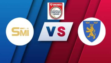 Match 10 SMI vs STO Dream11 Team Prediction: ECS T10 Stockholm: ECS T10 League 2020