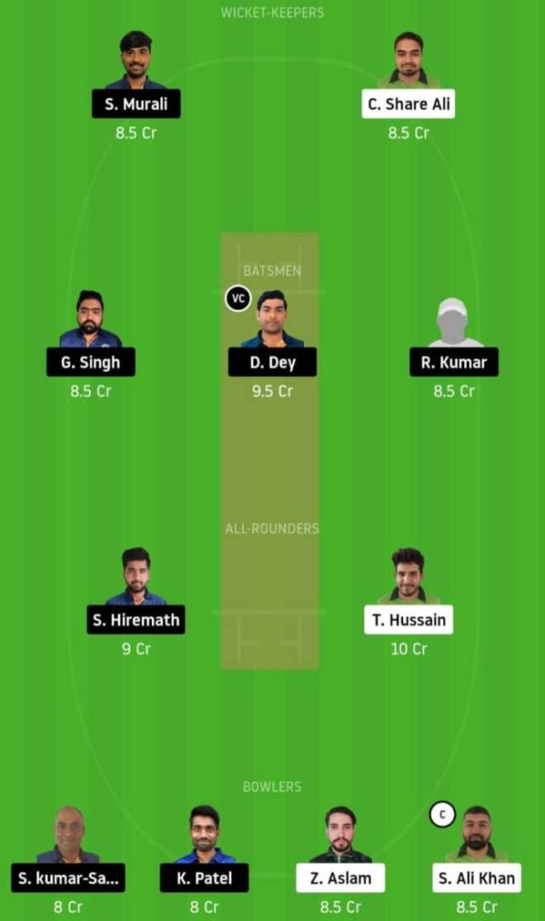 Match 11 PF vs IND dream11 team prediction, playing xi, top picks, captain and vice-captain