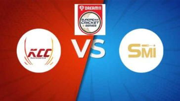 Match 14 KCC vs SMI Dream11 Team Prediction: ECS T10 Stockholm: ECS T10 League 2020