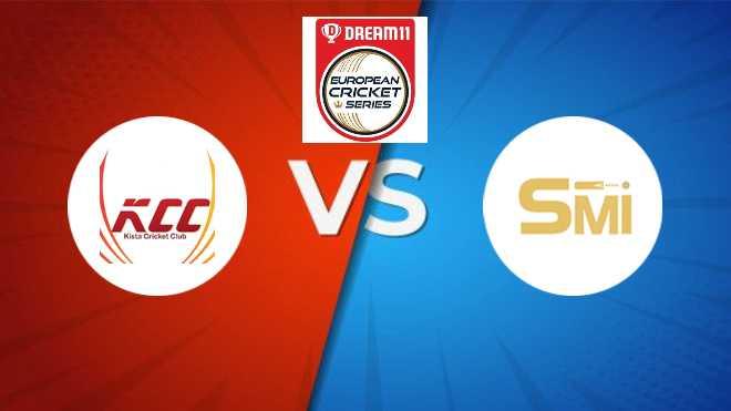 Match 14 KCC vs SMI Dream11 Team Prediction: ECS T10 Stockholm: ECS T10 League 2020