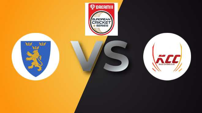 Match 15 STO vs KCC Dream11 Team Prediction: ECS T10 Stockholm: ECS T10 League 2020