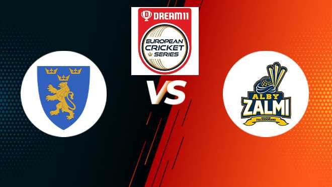 Match 16 STO vs ALZ Dream11 Team Prediction: ECS T10 Stockholm: ECS T10 League 2020