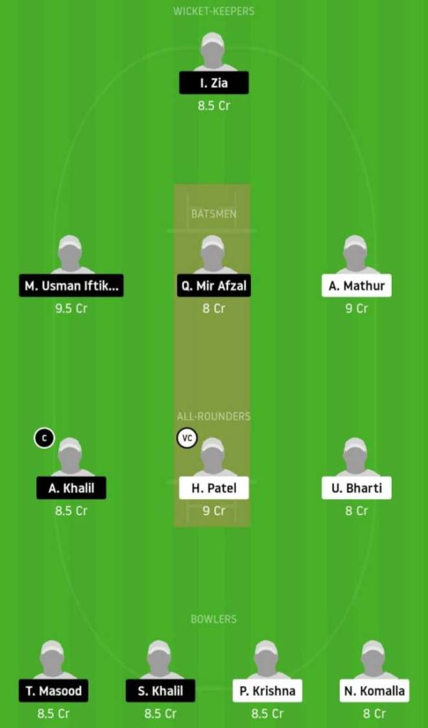 Match 16 STO vs ALZ dream11 team prediction, playing xi, top picks, captain and vice-captain