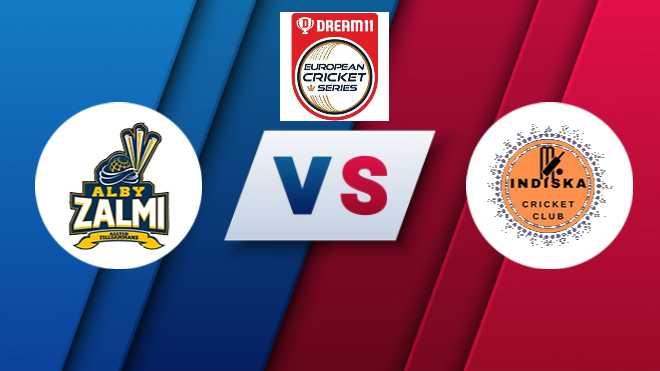 Match 17 ALZ vs IND Dream11 Team Prediction: ECS T10 Stockholm: ECS T10 League 2020