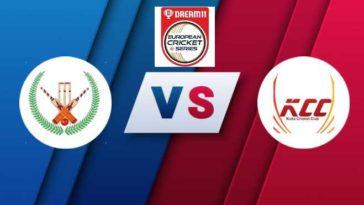 Match 19 SIG vs KCC Dream11 Team Prediction: ECS T10 Stockholm: ECS T10 League 2020