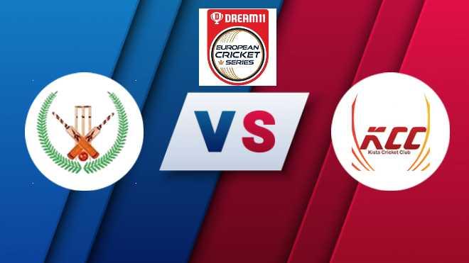 Match 19 SIG vs KCC Dream11 Team Prediction: ECS T10 Stockholm: ECS T10 League 2020