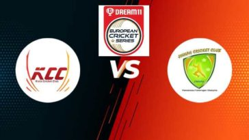 Match 20 KCC vs PF Dream11 Team Prediction: ECS T10 Stockholm: ECS T10 League 2020