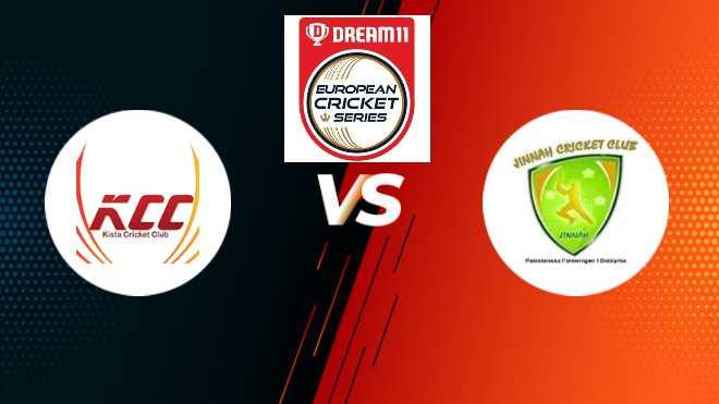 Match 20 KCC vs PF Dream11 Team Prediction: ECS T10 Stockholm: ECS T10 League 2020