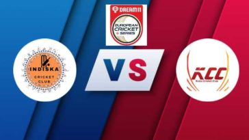 Match 21 IND vs KCC Dream11 Team Prediction: ECS T10 Stockholm: ECS T10 League 2020
