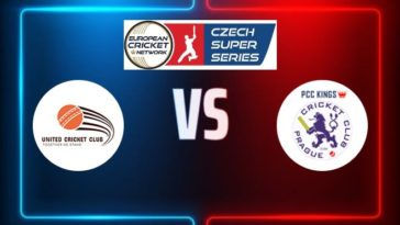 Match 3 UCC vs PCC Dream11 Team Prediction: ECN Czech Super Series T10 League 2020
