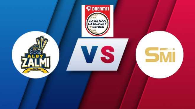 Match 4 ALZ vs SMI Dream11 Team Prediction: ECS T10 Stockholm: ECS T10 League 2020