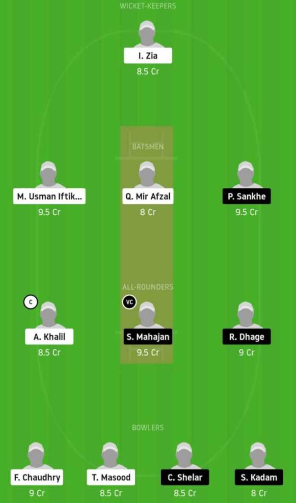 Match 4 ALZ vs SMI dream11 team prediction, playing xi, top picks, captain and vice-captain