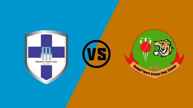 Match 4 HCC vs BTC Dream11 Team Prediction, Playing XI: Finnish Premier League T20 2020