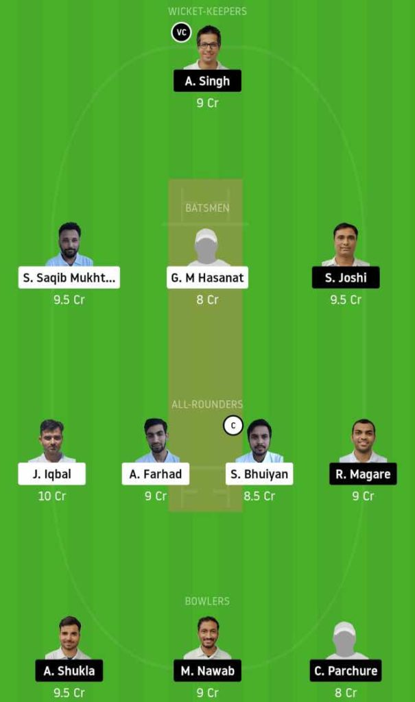 Match 5 BCC vs UCC dream11 team prediction, playing xi, top picks, captain and vice-captain