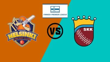 Match 5 GHC vs SKK Dream11 Team Prediction, Playing XI: Finnish Premier League T20 2020