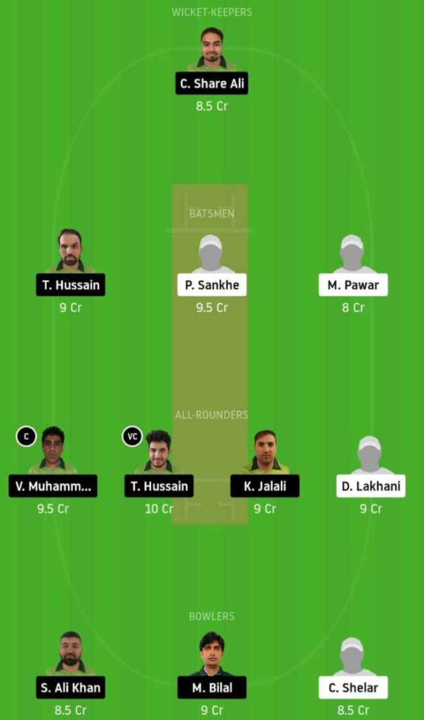 Match 5 SMI vs PF dream11 team prediction, playing xi, top picks, captain and vice-captain