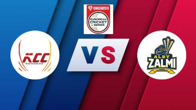 Match 6 KCC vs ALZ Dream11 Team Prediction: ECS T10 Stockholm: ECS T10 League 2020