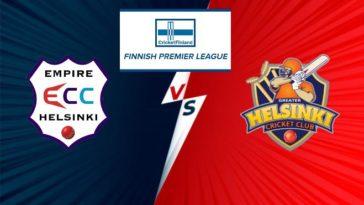 Match 7 ECC vs GHC Dream11 Team Prediction, Playing XI: Finnish Premier League T20 2020