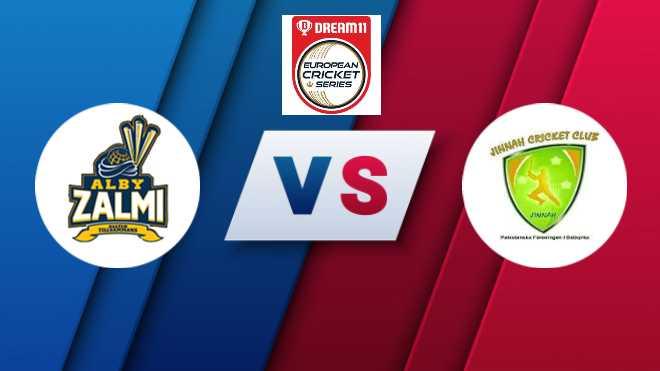Match 8 ALZ vs PF Dream11 Team Prediction: ECS T10 Stockholm: ECS T10 League 2020
