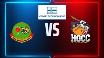 Match 9 BTC vs GHG Dream11 Team Prediction, Playing XI: Finnish Premier League T20 2020