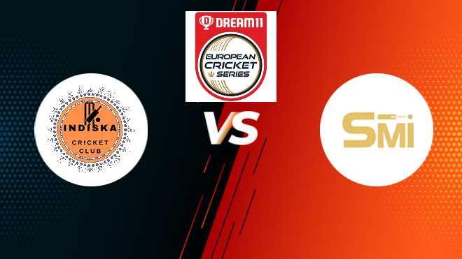 Match 9 IND vs SMI Dream11 Team Prediction: ECS T10 Stockholm: ECS T10 League 2020