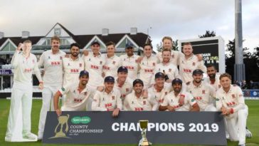 Men's county cricket season 2020 to begin on 1 August