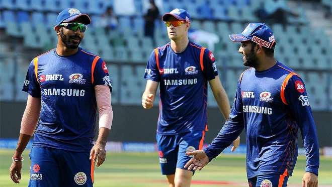 Mumbai Indians starts training for IPL 2020
