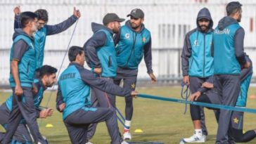 PCB announced the 29-player squad for England tour