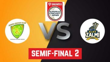 Semi-Final 2 PF vs ALZ Dream11 Team Prediction: ECS T10 Stockholm: ECS T10 League 2020
