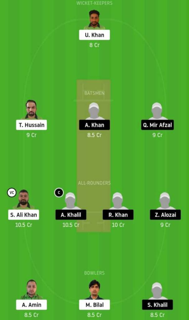 Semi-final 2 PF vs ALZ dream11 team prediction, playing xi, top picks, captain and vice-captain