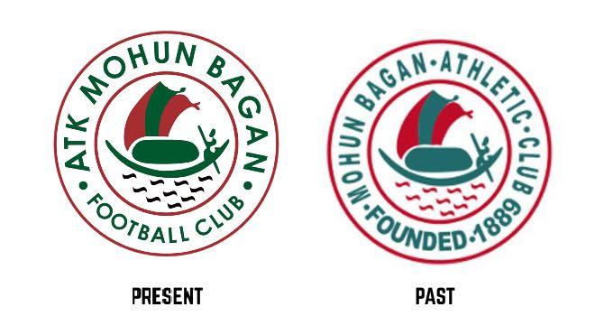 ATK Mohun Bagan Merger Logo