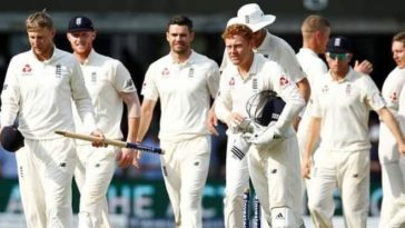 ECB announced the 13-man squad for the first Test against West Indies