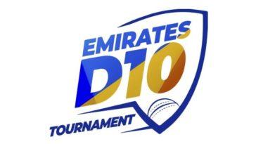 Emirates D10 Tournament squad: D10 League 2020 teams and players list