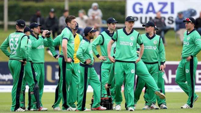 Ireland names 21-man training squad ahead of ODI series against England