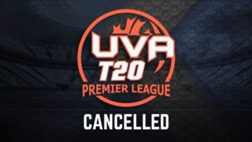 UVA Premier League T20 2020 got cancelled after two matches