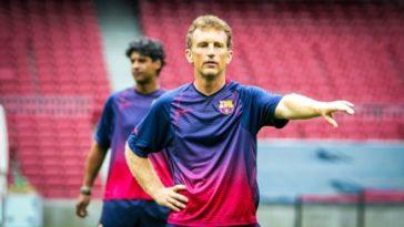 Albert Roca leaves Hyderabad FC to join FC Barcelona Manager Ronald Koeman's staff