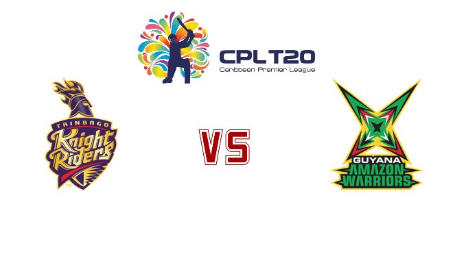 CPL 2020 match 1 TKR vs GUY: Match Preview, Head to Head, Stats and Records